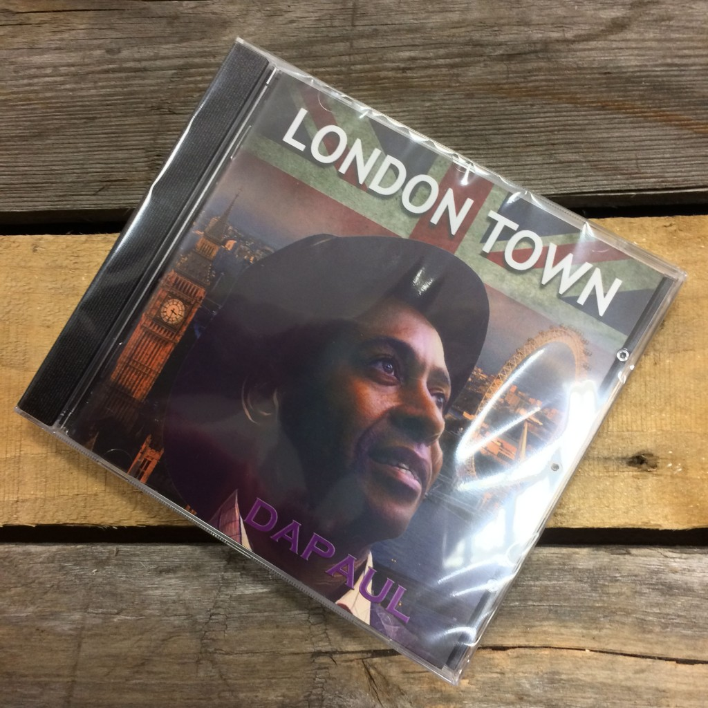 Eindeutig ein Kunde aus England mit einer Vorliebe für London: DaPauls Album London town!