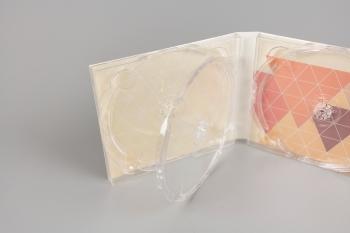 Hörbuchpack - Digipack 4seitig für 6 CDs