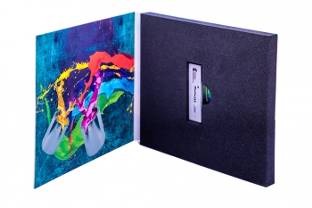 USB Digipack CD-Hüllen-Format