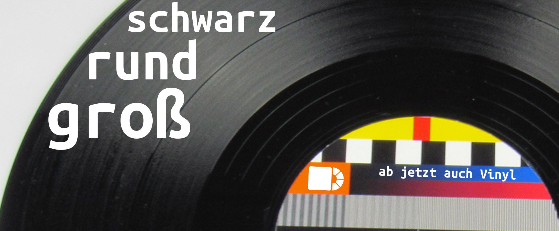 Schallplatten mit LP Cover online drucken lassen