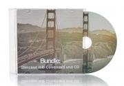 Bedruckte CD im Slimcase